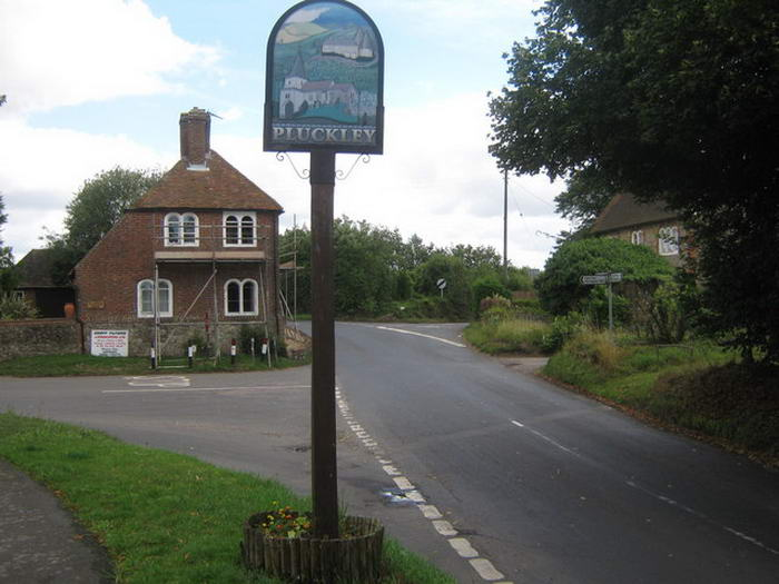Vila de Pluckley