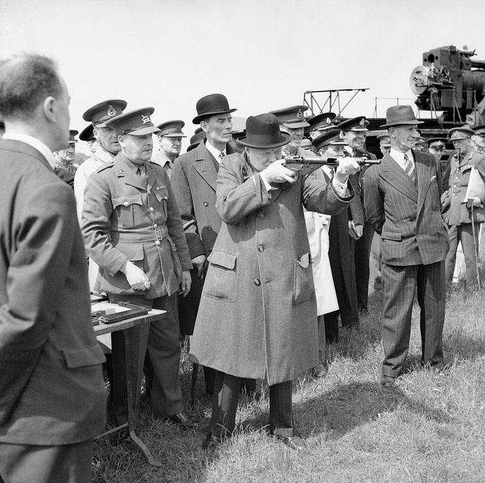 Winston Churchill como primeiro-ministro