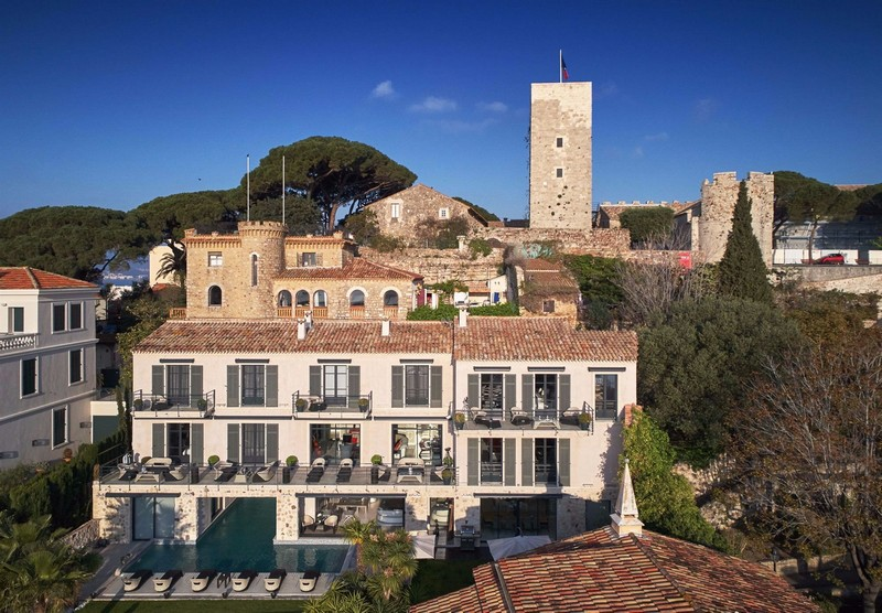 This Mesmerizing Cannes Villa Is Looking For A New Owner