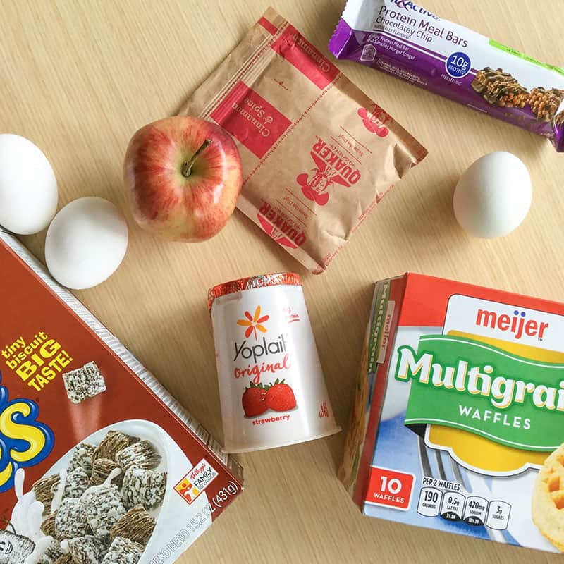 Quick & Healthy Breakfast Options for Your Morning Routine