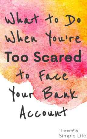 What to Do When You're Scared of Your Financial Situation | Overcoming Financial Fear | Step by step solution