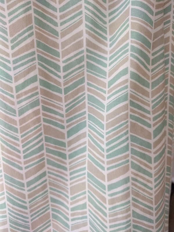 DIY curtain detail
