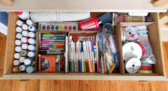 These are some great home organization ideas: free ways to organize and dollar store organization! Organize your whole house!