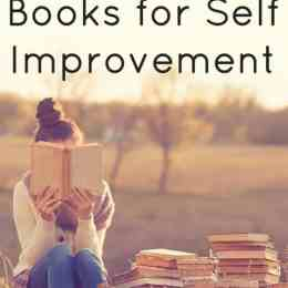 5 Must Read Books For Self Improvement The Mostly Simple Life