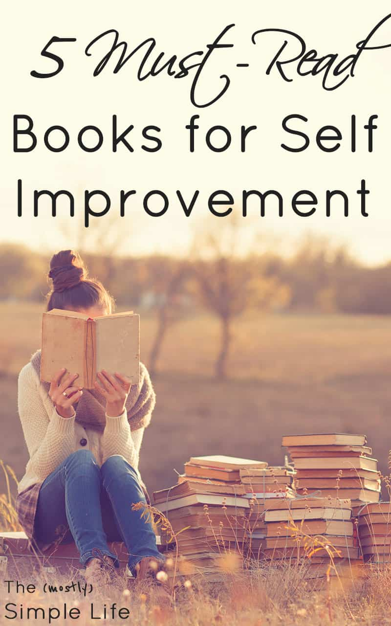 Books Read Self Improvement