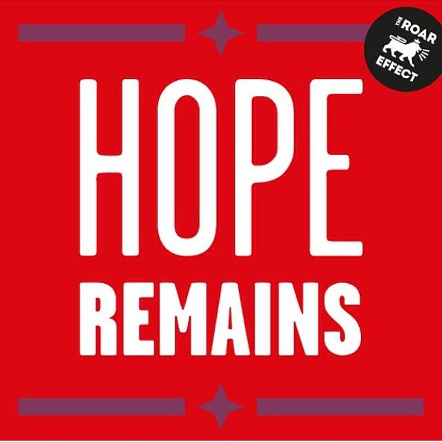hope roars