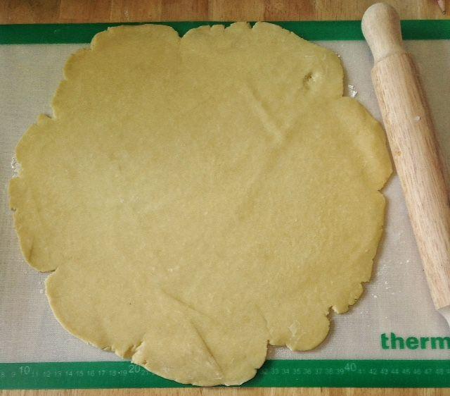 Sweet Short Crust Pastry 3