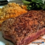 Pan seared lemon pepper tuna steaks seasoned with homemade lemon pepper seasoning, seared in garlic and butter cooked medium rare to enhance the flavor. | TheMountainKitchen.com