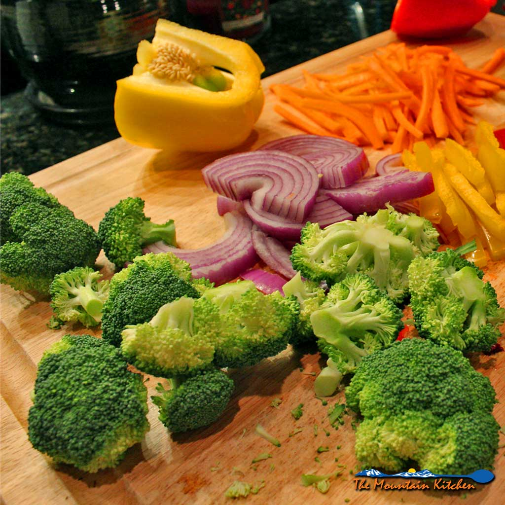 How To Get Bright Green Broccoli {The Mountain Kitchen Tips