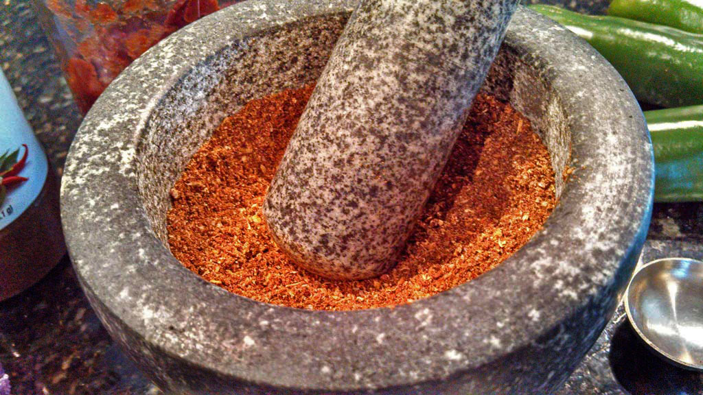 Seasoning with dry rub spice blends has been around for many years. Dry rubs add greater intensities of flavor and they are popular when grilling. | TheMountainKitchen.com