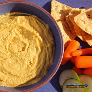 Curry Hummus