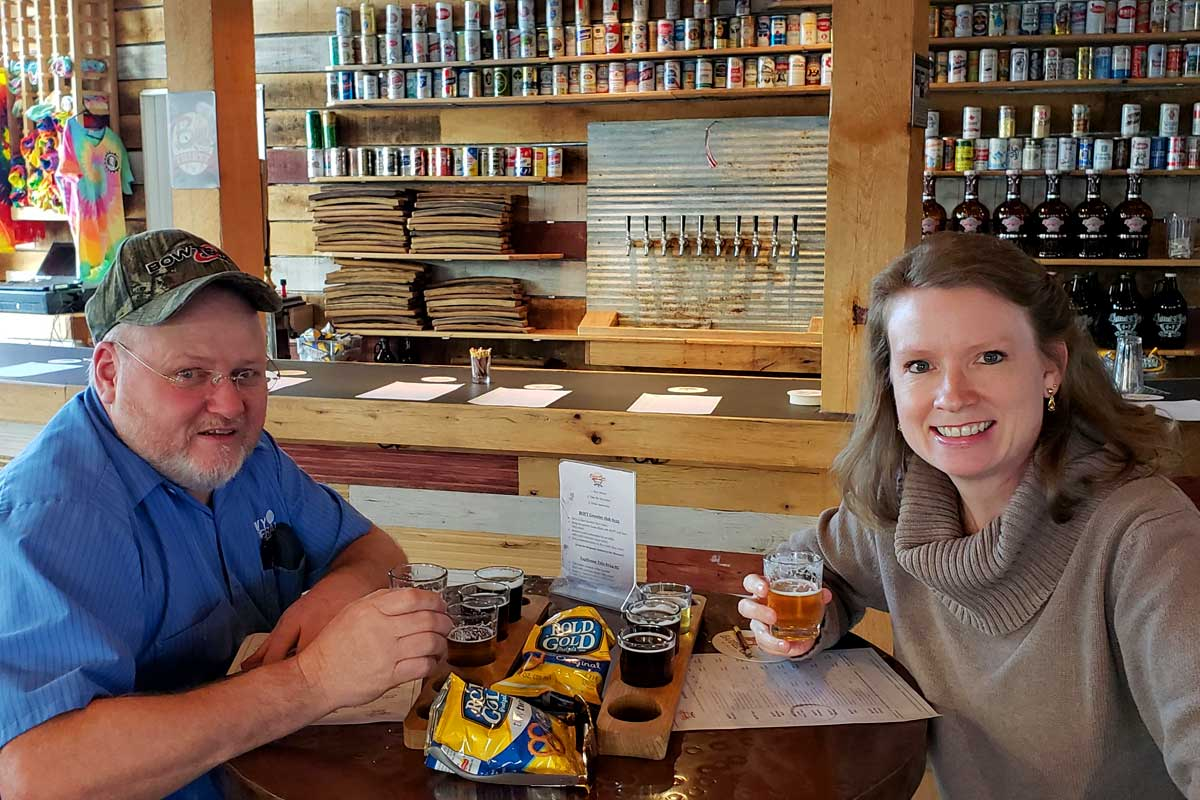 Welcome to our new blog series, Field Trip Friday! A new blog series where I post about the local Virginia wineries, breweries, and restaurants we visit.