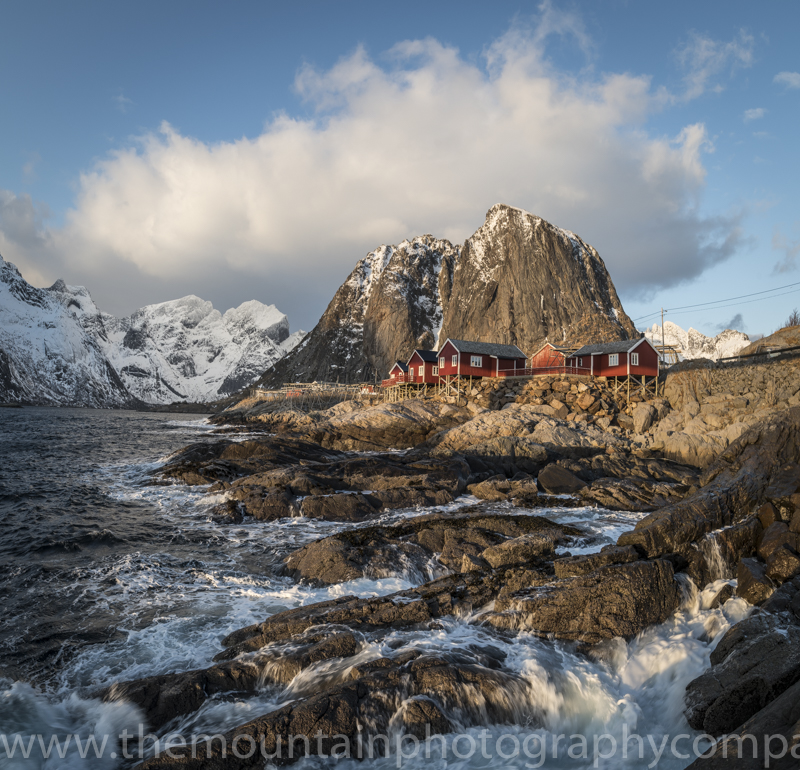 A classic scene at Hamnoy