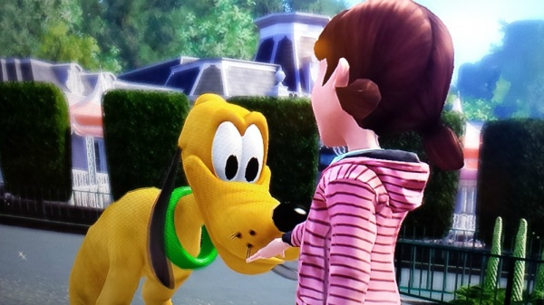 A Review Of Disneyland Adventures For The Xbox 360