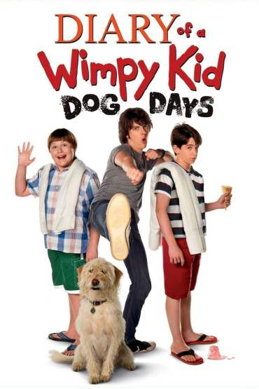 Download Diary of a Wimpy Kid: Dog Days (2012) {English With Subtitles} 480p [350MB] || 720p [750MB]