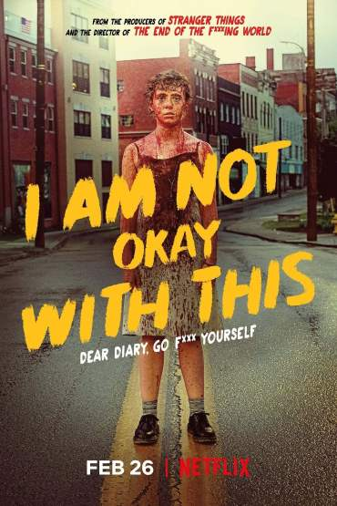 Download Netflix I Am Not Okay with This (Season 1) Dual Audio {Hindi-English} 720p HEVC WeB-HD [150MB]