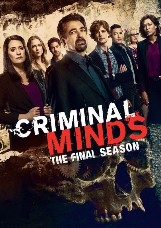 criminal minds tv series 2005 2020