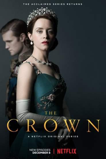Download The Crown (Season 1 – 4) Dual Audio {Hindi-English} WeB-HD 480p [180MB] || 720p [400MB]