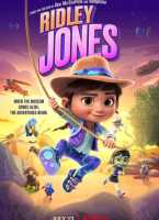 Ridley Jones 1ª Temporada Torrent (2021) Legendado - Download 720p | 1080p
