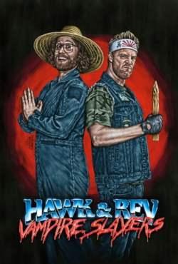 Hawk and Rev: Vampire Slayers Torrent (2021) Legendado WEB-DL 1080p – Download