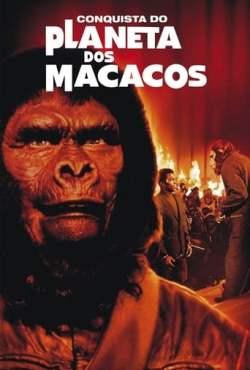 A Conquista do Planeta dos Macacos Torrent (1972) Dual Áudio / Dublado BluRay 1080p - Download