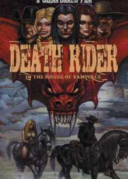 Death Rider in the House of Vampires Torrent - CAMRip 720p Dublado (2021)