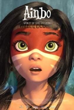 Ainbo - A menina da Amazônia Torrent (2021) Legendado CAMRip 720p – Download