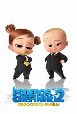 O Poderoso Chefinho 2: Negócios da Família Torrent (2021) Legendado WEB-DL 1080p – Download