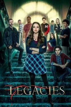 Legacies 3ª Temporada Torrent (2021) Dual Áudio - Download 720p | 1080p