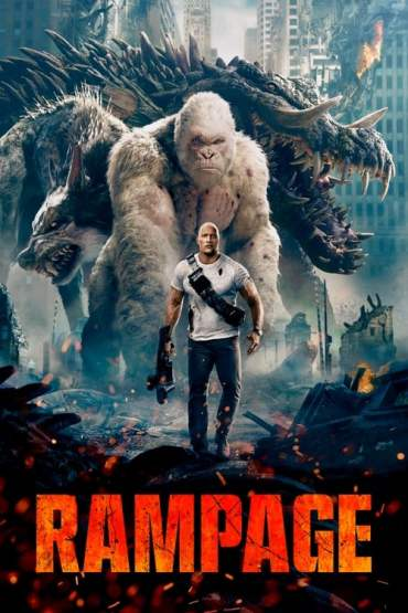 Download Rampage (2018) Dual Audio {Hindi-English} 480p [360MB] || 720p [1GB] || 1080p [2GB]