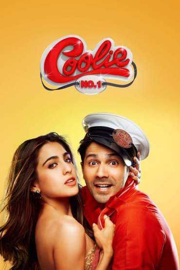 Download Coolie No. 1 (2020) Hindi Movie WEB – DL || 480p [400MB] || 720p HEVC [780MB] || 720p [1GB] || 1080p [2GB]