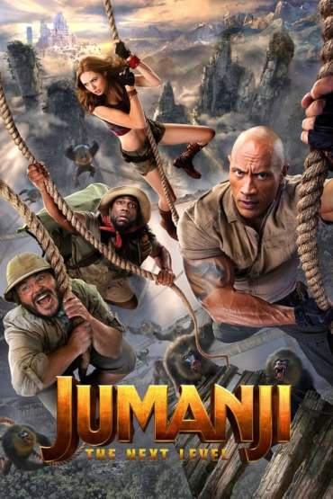 Download Jumanji: The Next Level (2019) Dual Audio {Hindi-English} Bluray 480p [400MB] || 720p [1GB] || 1080p [4.3GB]