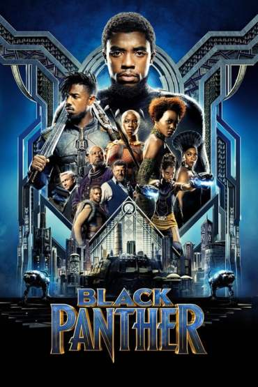 Download Black Panther (2018) Dual Audio {Hindi-English} 480p [400MB] || 720p [1.2GB] || 1080p [2.8GB]