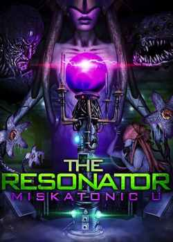 The Resonator: Miskatonic U Torrent – WEB-DL 1080p Legendado (2021)