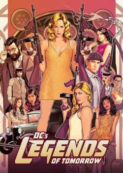 Legends of Tomorrow 7ª Temporada Torrent – WEB-DL 720p | 1080p Dual Áudio / Legendado (2021)