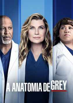 Grey's Anatomy 18ª Temporada Torrent – WEB-DL 720p | 1080p Dual Áudio / Legendado (2021)