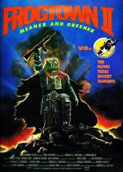 A Vingança dos Sapos Assassinos Torrent – DVDRip Dual Áudio (1992)