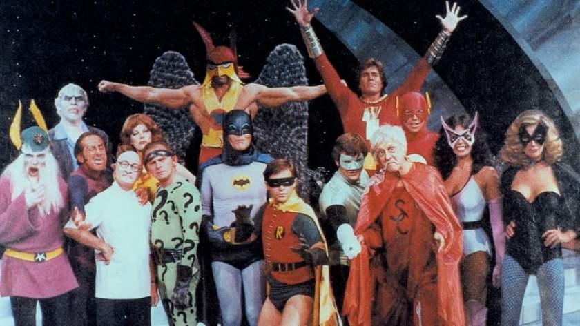 Legends of the Superheroes (TV Series 1979-1979) — The Movie Database (TMDB)