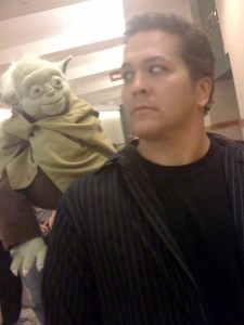 Me & Yoda