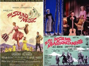 The Sound of Music movie posters