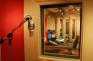 Sound booth image