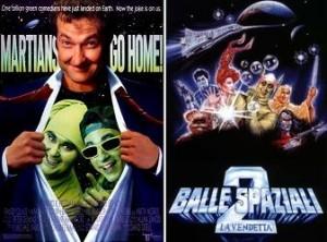 Martians Go Home/Spaceballs 2