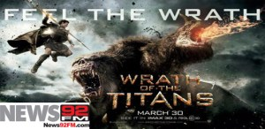 Wrath of the TItans on News 92FM