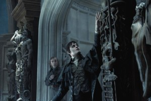 Dark Shadows movie