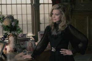 Dark Shadows with Michelle Pfeiffer