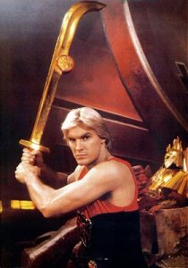 Sam Jones - Flash Gordon