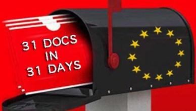 31 DOCS IN 31 DAYS