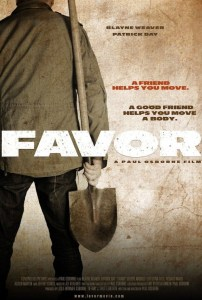 FAVOR movie poster