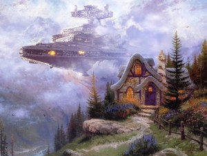 Star Destroyer/Kinkade