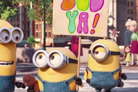 minions in hindi dubbed